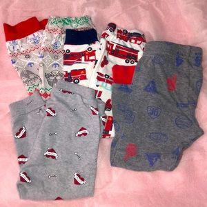 2T pajama bottom bundle!